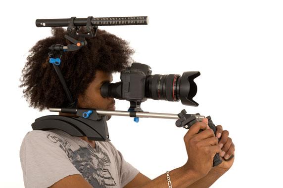 Съемка видео на цифровую зеркальную камеру - №2