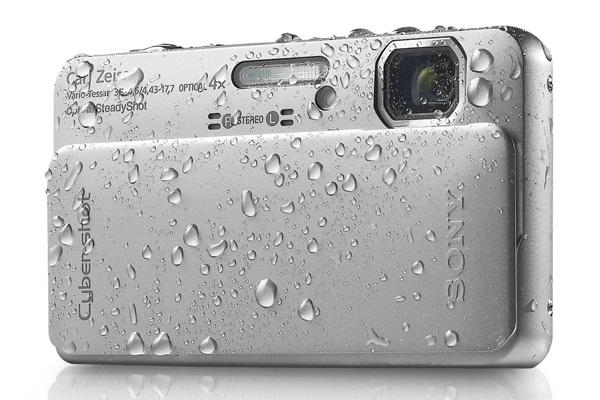 Sony Cyber-Shot DSC-TX10 - экстрим фото