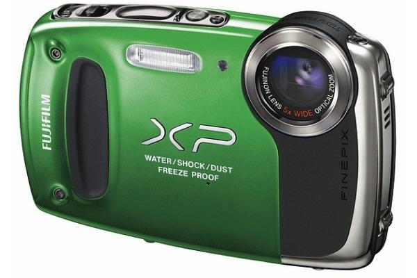 Fujifilm FinePix XP50 - экстрим фото