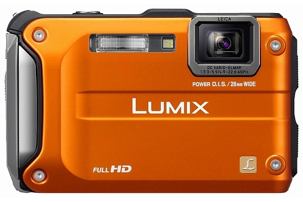 Panasonic Lumix DMC-TS3 - экстрим фото