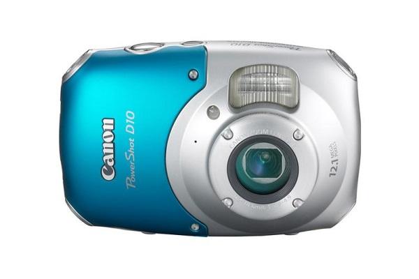 Canon PowerShot D10 - экстрим фото