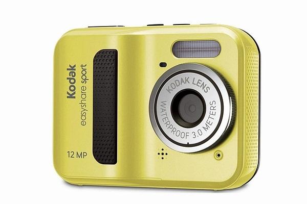 Kodak EasyShare C123 Sport  - экстрим фото