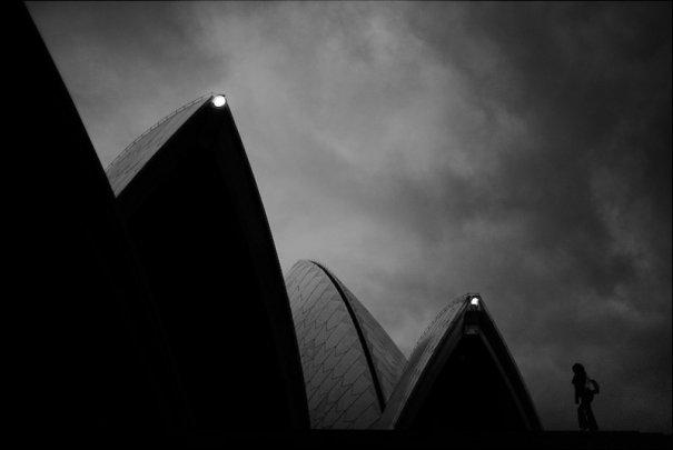 Контуры зданий и сооружений
