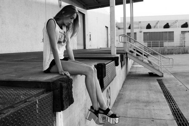Калифорнийский фэшн фотограф Тэд Эммонс/Ted Emmons - №8