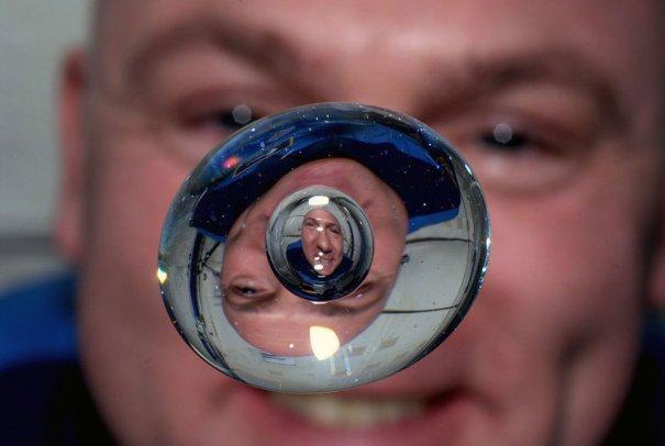 AP Photo/NASA, Andre Kuipers