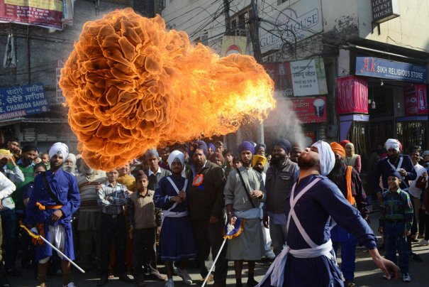 Narinder Nanu/AFP/Getty Images