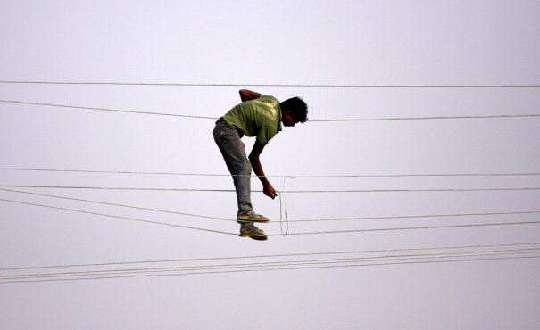 Sanjay Kanojia/AFP/Getty Images