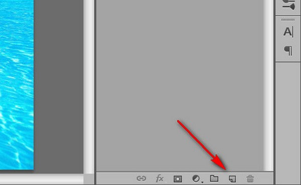 как создать слой в фотошопе