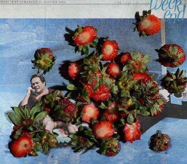 натюрморт с фруктами фото