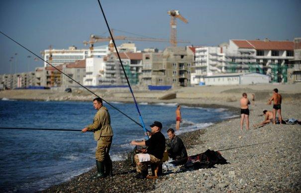Михаил Мордасов /AFP/Getty Images