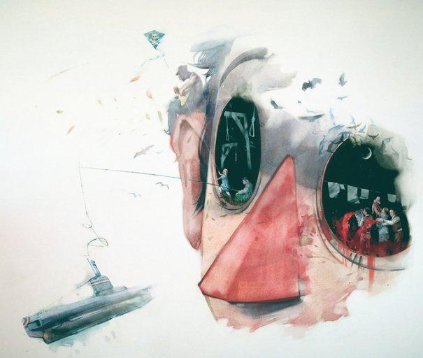 """Выставка Димы Ребуса """"Вся фишка в слабоумии"""" - №7"""