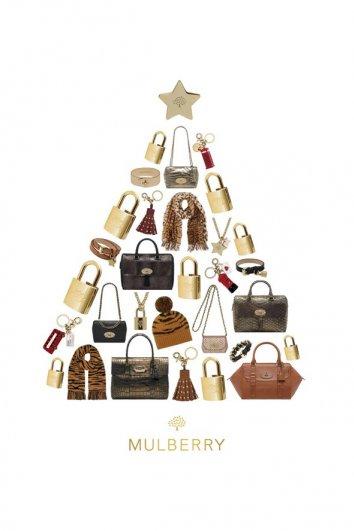 fashion - Рождественские открытки от Vogue! - №17