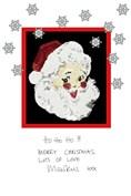 fashion - Рождественские открытки от Vogue! - №39
