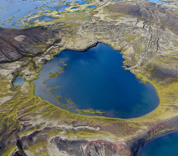 Исландия фото