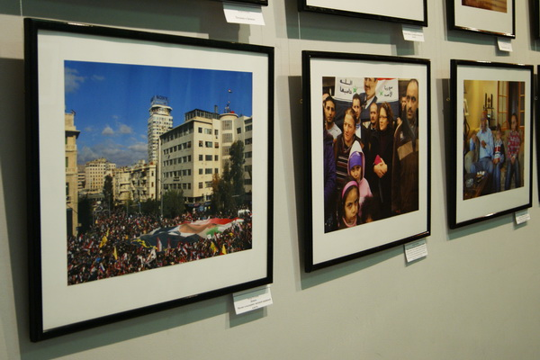 выставки в Москве фото