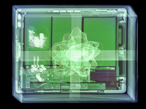 science photo - Цветные рентгеновские снимки подарков! - №1