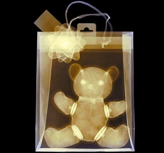 science photo - Цветные рентгеновские снимки подарков! - №5