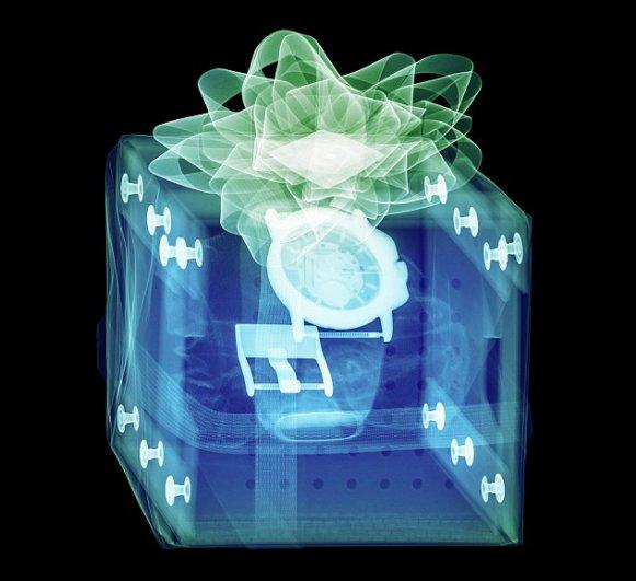 science photo - Цветные рентгеновские снимки подарков! - №7
