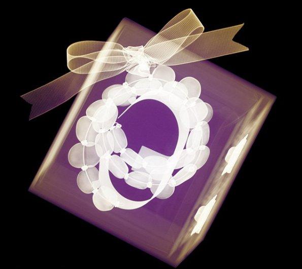 science photo - Цветные рентгеновские снимки подарков! - №9