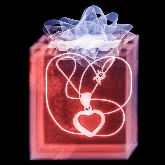 science photo - Цветные рентгеновские снимки подарков! - №13