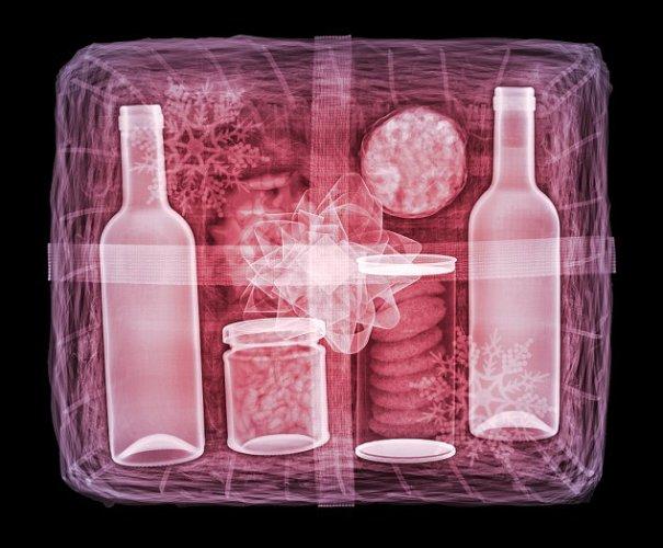 science photo - Цветные рентгеновские снимки подарков! - №14