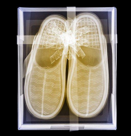 science photo - Цветные рентгеновские снимки подарков! - №16