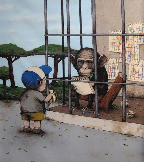 уличные художники