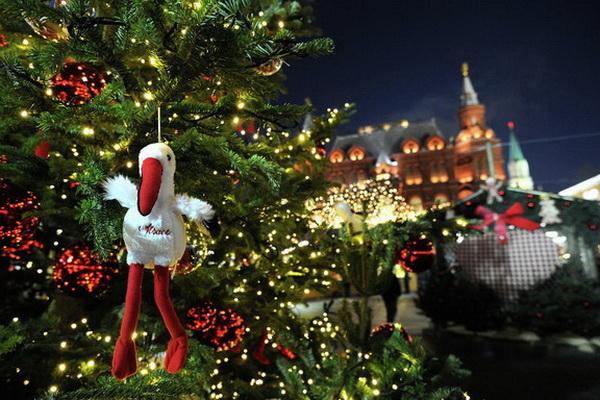 новогодние каникулы 2013