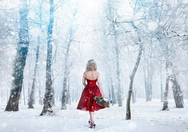 Рождественские открытки 2012 - №2