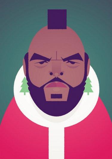 Рождественские открытки 2012 - №5