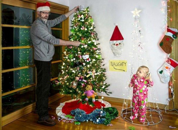 Рождественские открытки 2012 - №6