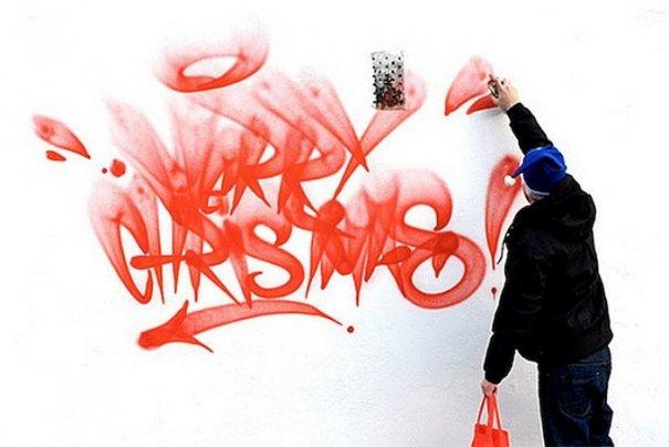 Рождественские открытки 2012 - №13