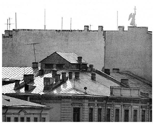 черно белое фото