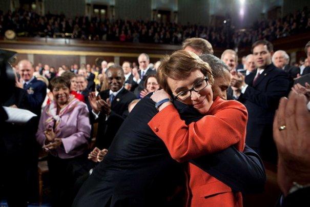 2012 год с Бараком Обамой - №1