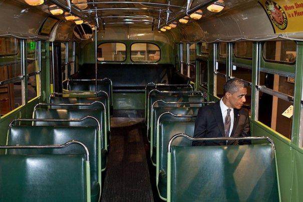 2012 год с Бараком Обамой - №2