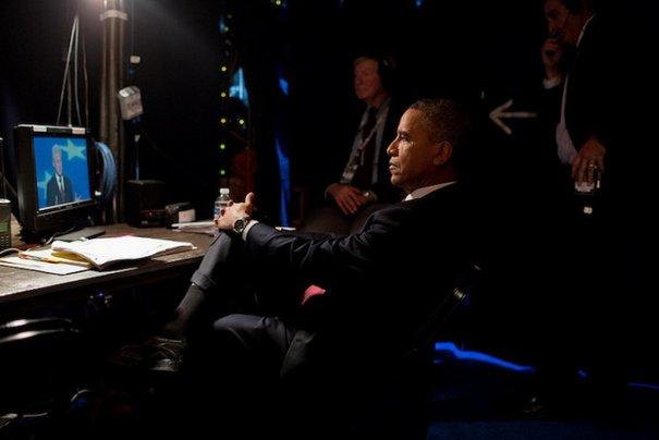2012 год с Бараком Обамой - №3