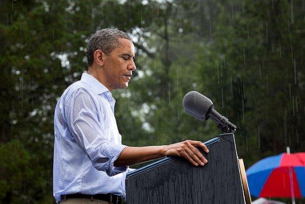 2012 год с Бараком Обамой - №4