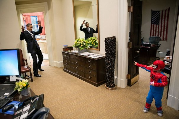 2012 год с Бараком Обамой - №5