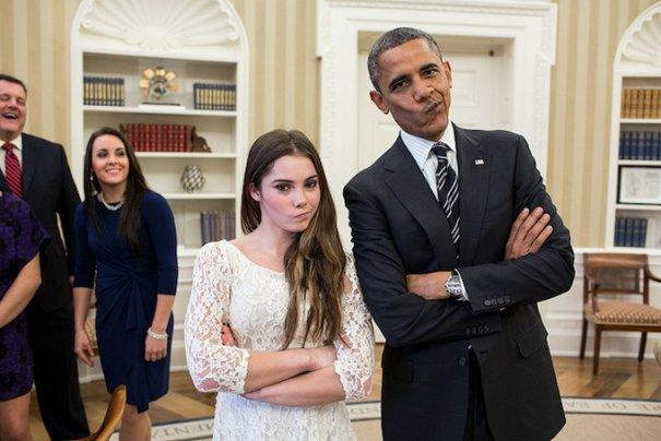 2012 год с Бараком Обамой - №6
