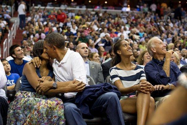 2012 год с Бараком Обамой - №7