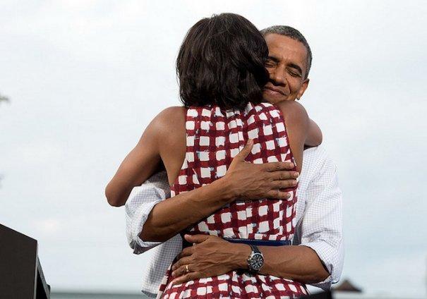 2012 год с Бараком Обамой - №8
