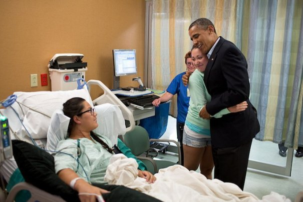 2012 год с Бараком Обамой - №9