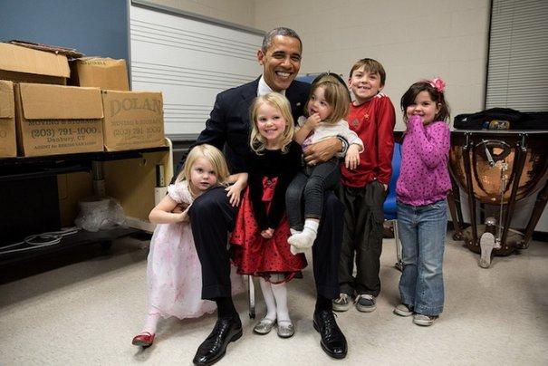 2012 год с Бараком Обамой - №10