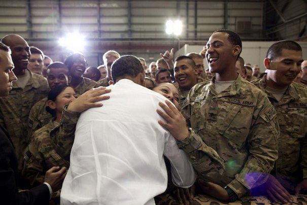 2012 год с Бараком Обамой - №12