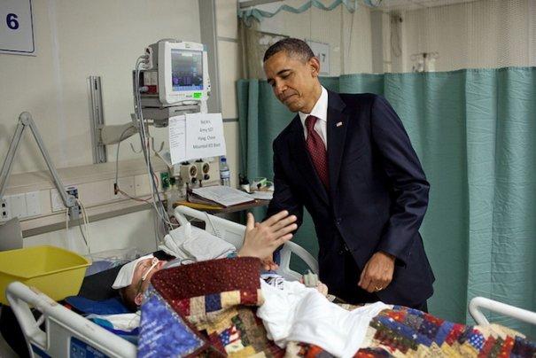 2012 год с Бараком Обамой - №13