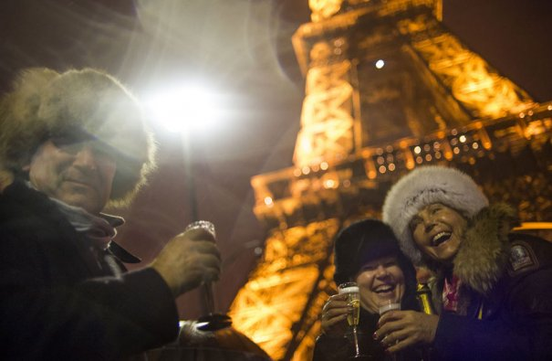 Fred Dufour/AFP/Getty Images