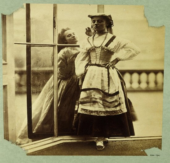старинные платья фото