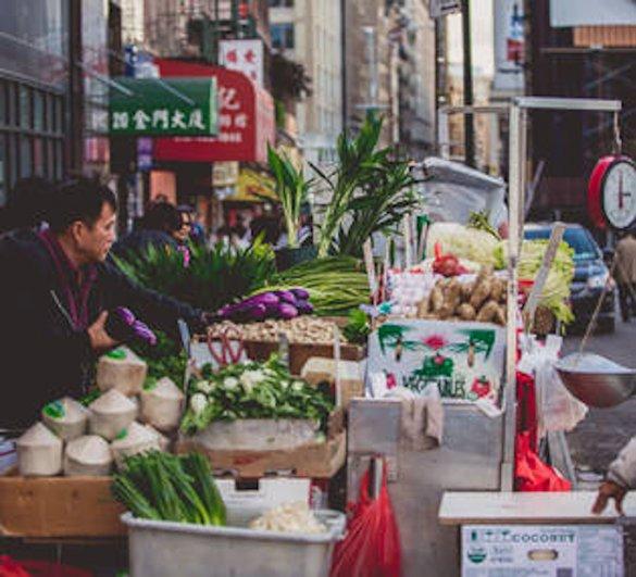 В каком районе Нью-Йорка перекусить? - №11