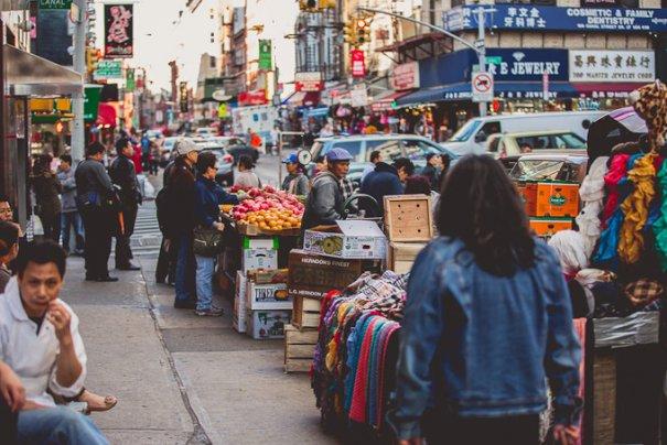 В каком районе Нью-Йорка перекусить? - №12