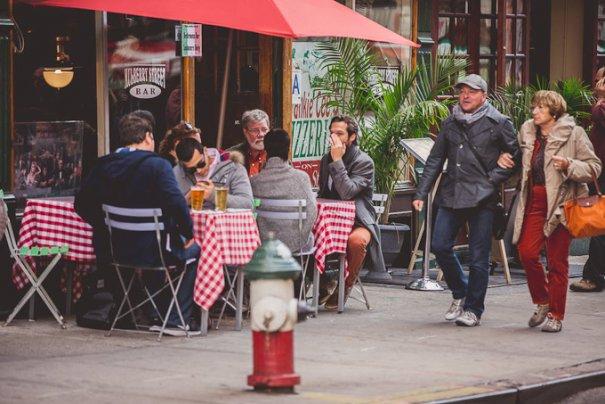 В каком районе Нью-Йорка перекусить? - №15